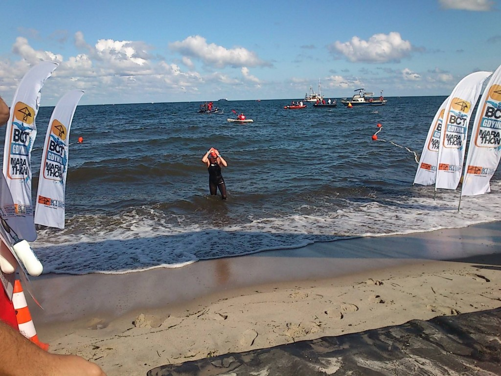 BCT Gdynia Marathon 2013 - Christine pierwsza wśród kobiet