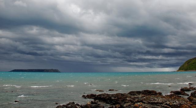 Korona Oceanów - Cieśnina Cooka