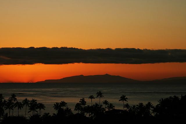 Korona Oceanów - Kanał Molokai