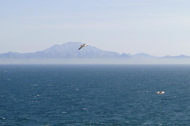 Korona Oceanów - Cieśnina Gibraltarska