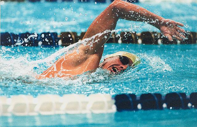 oddychanie w pływaniu