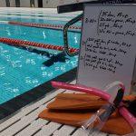 Jak poprawić pływanie na nogach? Studium przypadku